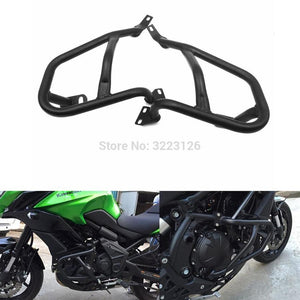 KLE650 Versys 650 - Engine Guard Protection Crash Bar (2015-2017)