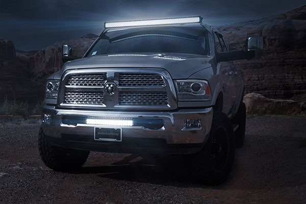 "20""/50.8cm 126W Ultra Bright & Multifunctional LED Light Bar"