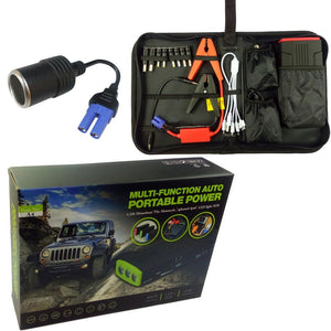 Multi-Function Mini Portable - Car Jump Starter