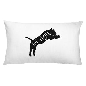 Tigre & EK Rainbow Rectangular Pillow - Elektro Kids Media