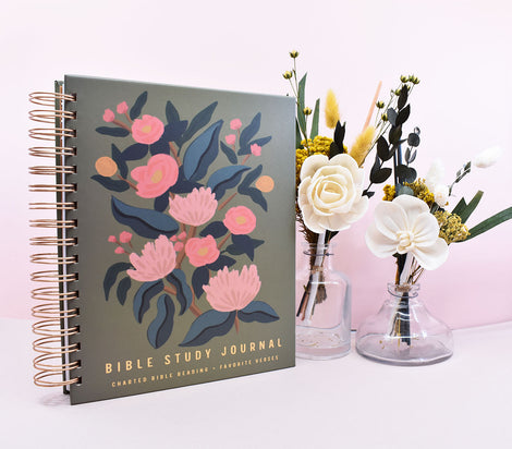 Journals - Meetings, Bible Reading Journals, RV books & Planners