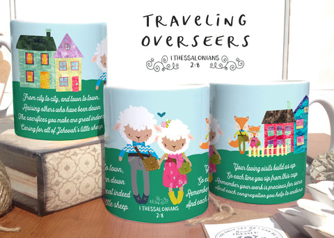 Circuit Overseer-A Special Mug For Those In The Traveling Work