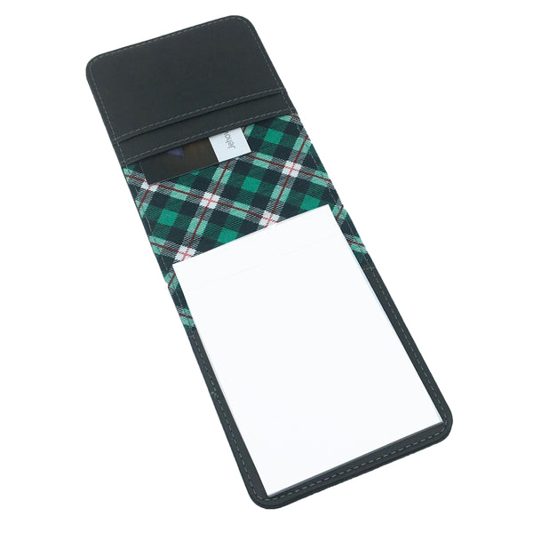 Ministry Notepad : Contact Card Holder Jotter