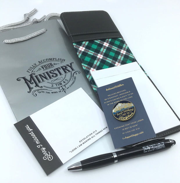 Brothers Pioneer Gift Bag Kit : Ministry Supplies : 10% - 20% off included