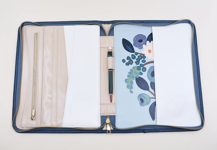 Letter Writing & Telephone Ministry Organizer : New Periwinkle Super Soft Ministry Organizer : JW Ministry