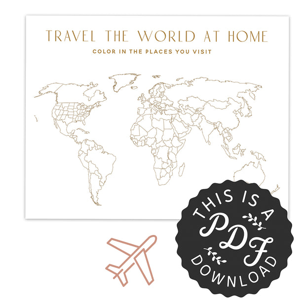 Travel From Home PDF Instant Download