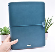 Emerald Green Magazine Organizer : Lightweight