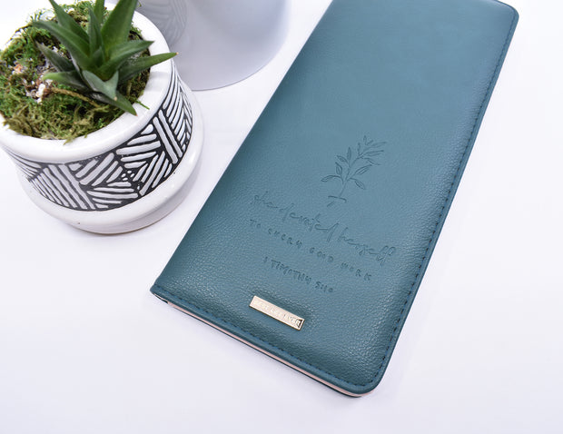 JW Tract Holder : Super Soft Emerald Green : 15% off