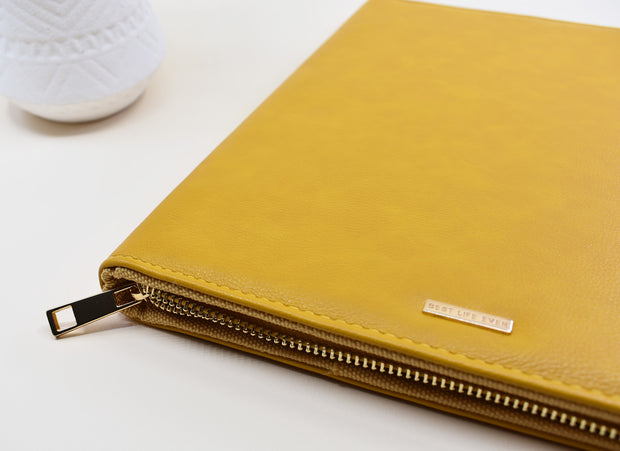 Letter Writing & Telephone Ministry Organizer : New Happy Mustard Super Soft Ministry Organizer : JW Ministry
