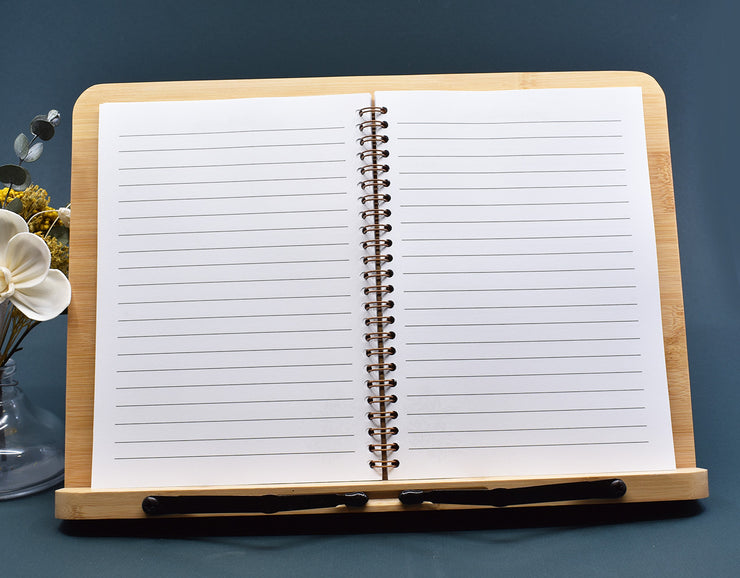 Grasping Your Right Hand Lined Notebook