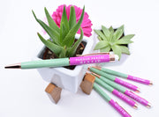 Planner : Letter Writing & Telephone Territory Planner: Light Pink : 40% off