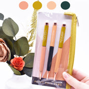 3 Pen Pack : Comforting Set : Free Gift Pen Pouch : 20% off