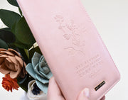 JW Tract Organizer : Tract Holder : Super Soft Pink :  15% off