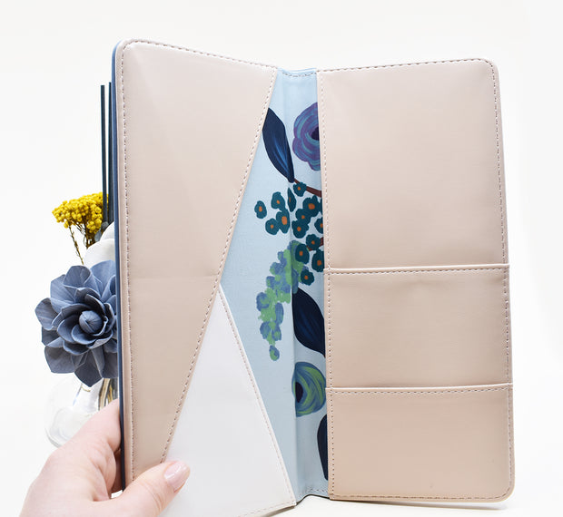 JW Tract Organizer : Tract Holder : Super Soft Periwinkle : 15% off