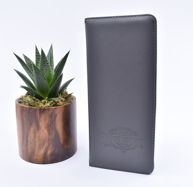 JW Tract Holder : Grey : Vintage Logo for Brothers : 15% off