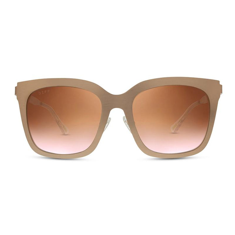 LAURA ATKINS ELLA + ROSE GOLD ROSE FLASH LENS