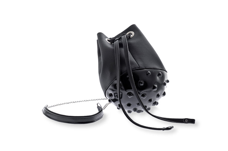 Paris Bucket Bag Black