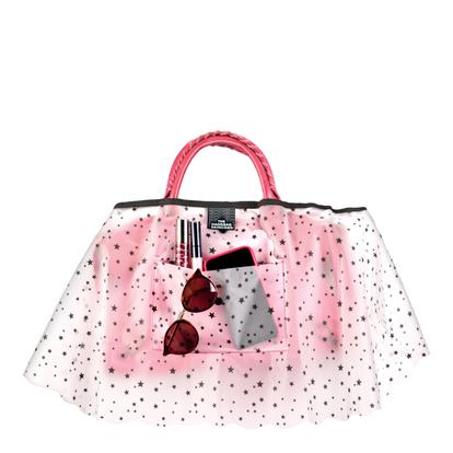 Handbag Raincoat Cover - Star Print with Benefits (Midi)