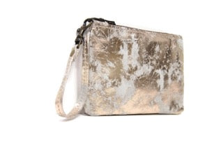 Distressed Mini Pouch