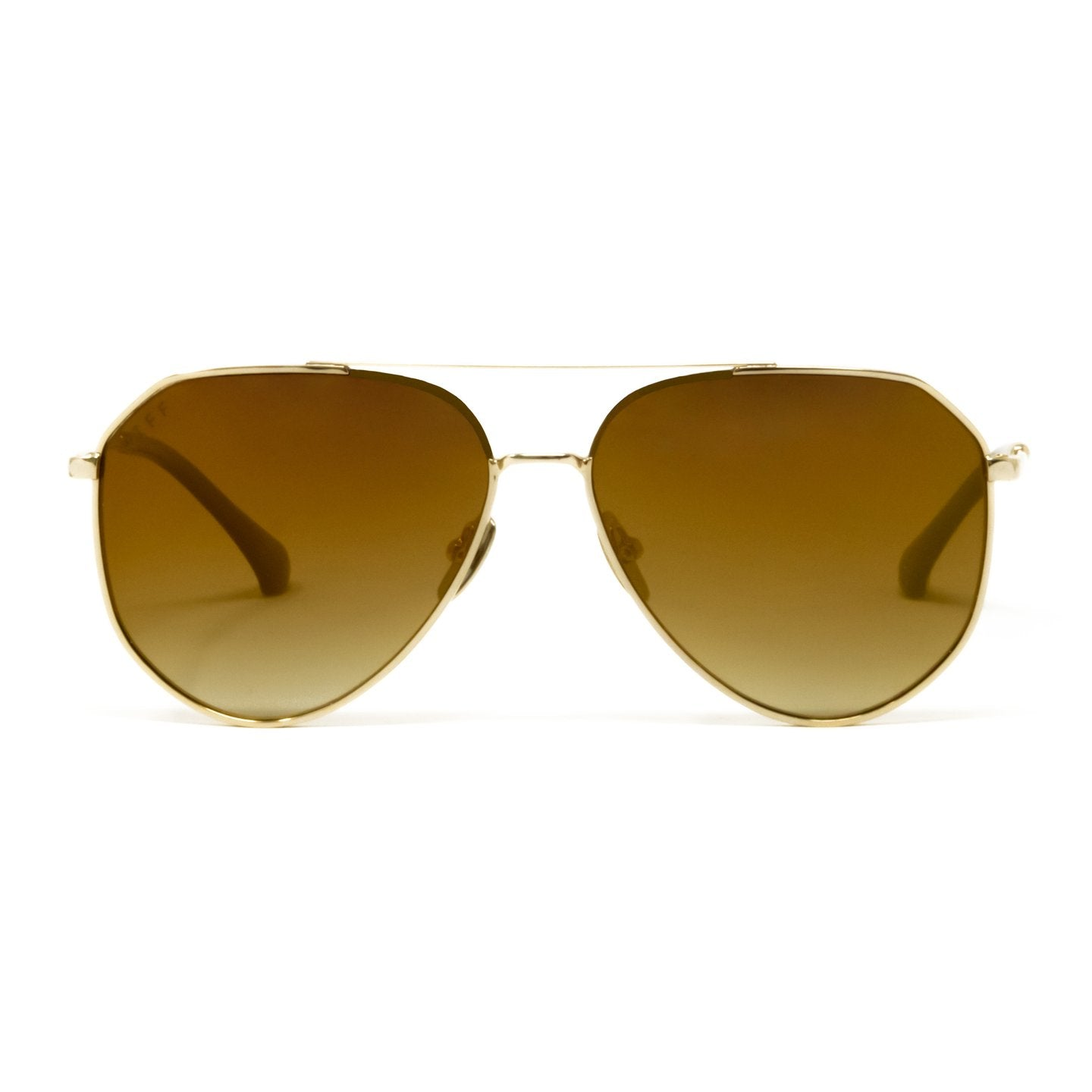 JESSIE JAMES DECKER - DASH (Polarized, Gold, Gold Mirror)