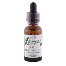 Load image into Gallery viewer, 500MG CBD Original flavor Tincture by HempedRX
