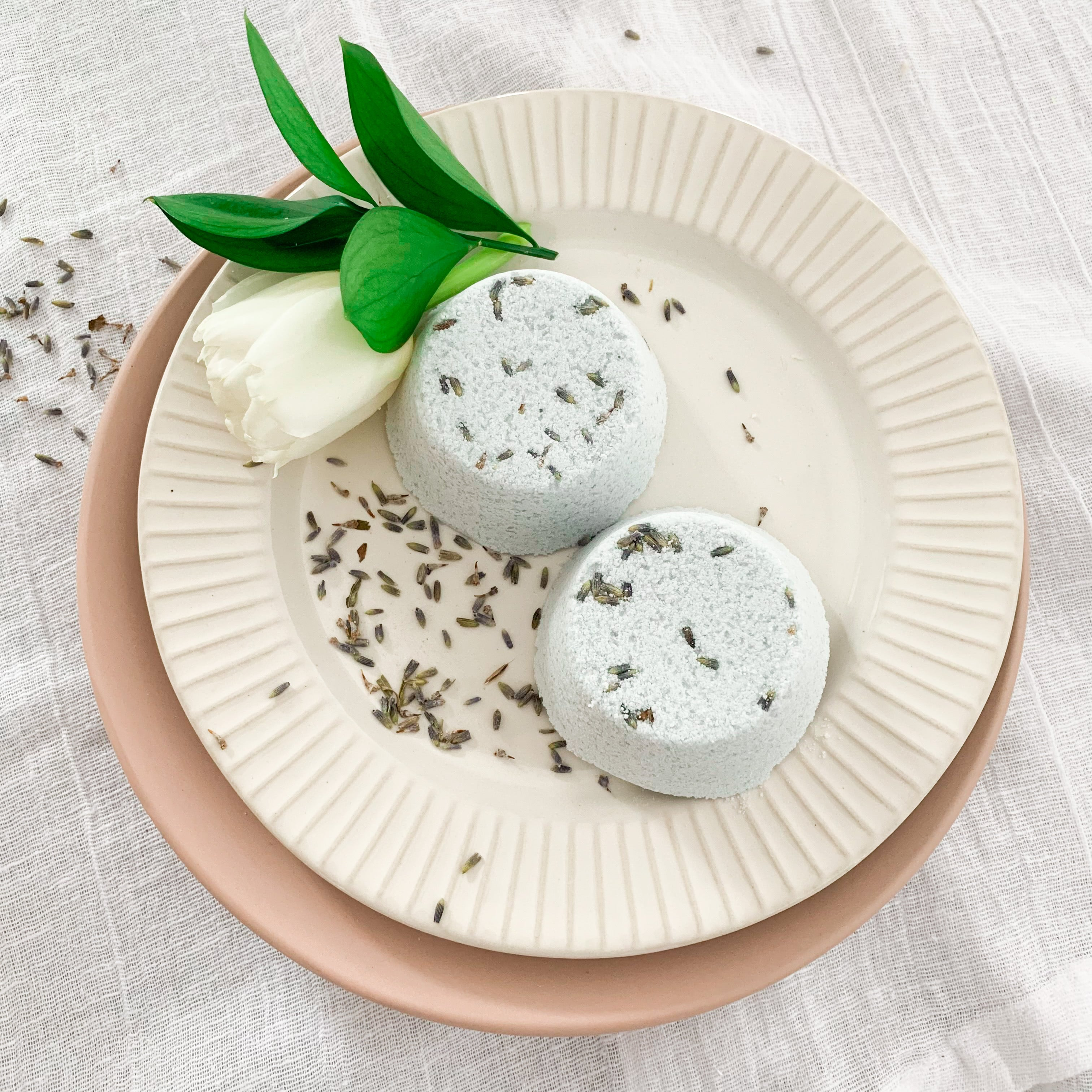 Be Tranquil - Lavender Bath Bomb