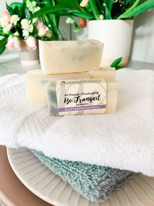 Be Tranquil - Lavender Soap Bar