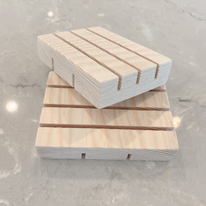 Natural Soap Deck Solid Pine Wood