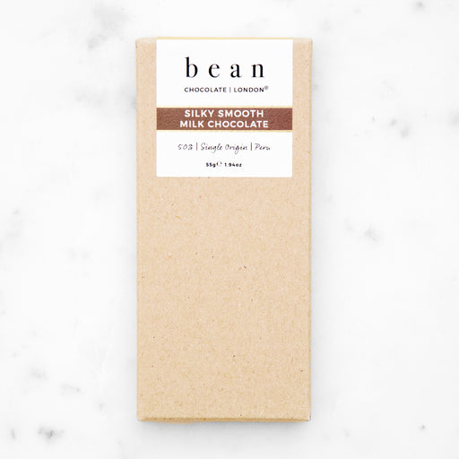 Silky Smooth Milk Chocolate - bean CHOCOLATE | LONDON