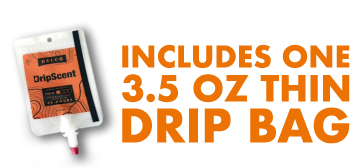 Cor Outfitters - DripScent Liquids Include 1 3.5 oz Thin Drip Bag