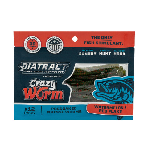 DIATRACT Crazy Worm