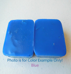 Blue Colors Small Charging Plates