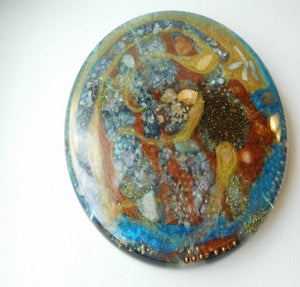 Large Charging Plates Custom Positive Orgone Energy Abundance LIFE LOVE!!!