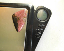 Load image into Gallery viewer, Rhodonite Cabochon #60 100% Crystal
