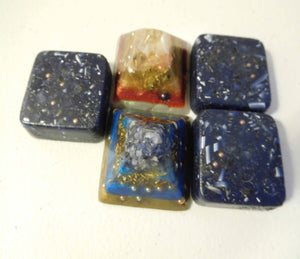 G36 5 piece Gift Set Positive Orgone Energy Abundance Gift LIFE LOVE!!!