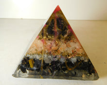 Load image into Gallery viewer, Mixed Colors Pyramid 2H 2.75B Custom #50 Positive Orgone Energy Abundance=Life+LOVE!!!