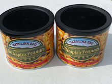 Load image into Gallery viewer, Carolina BBQ cans Gillespie's Peanuts grown on our family farm