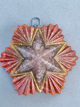 Load image into Gallery viewer, Pink Rose Quartz 6 Pointed Star Single Crystal Positive Orgone Energy Abundance Gift=Life+LOVE!!!