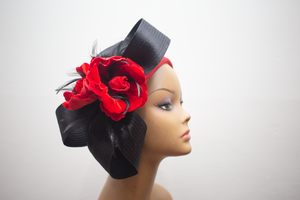 The Elizabeth Calotte - Hats by Shellie McDowell