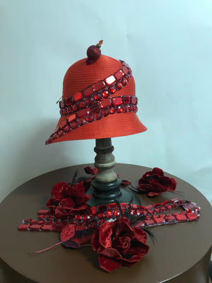 Red Cloche StyleCS400