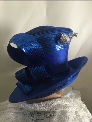 Nancy Wilson - Hats by Shellie McDowell
