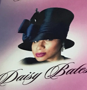 Daisy Bates - Hats by Shellie McDowell