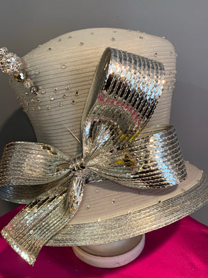 Summer Silver Light - Hats by Shellie McDowell