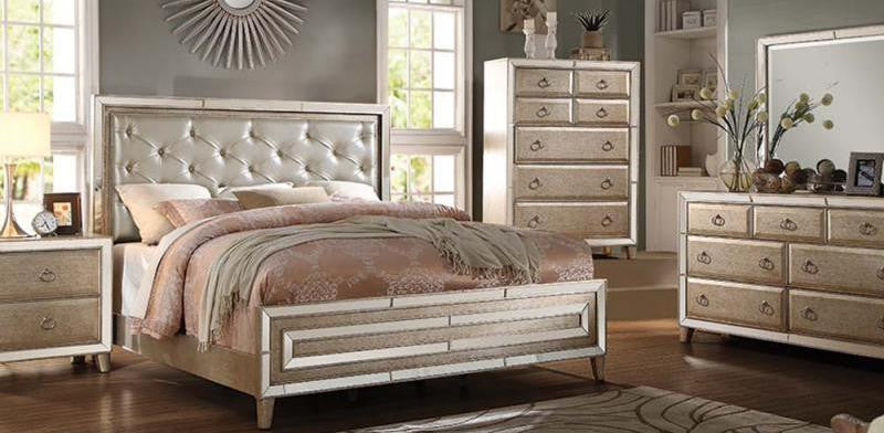 Shaby Chic Bedroom set