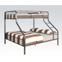 CAIRO TWIN/FULL BUNK BED