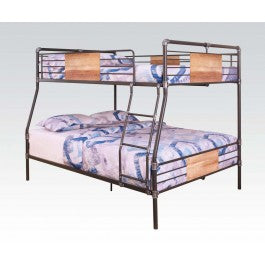 BRANTLEY F/Q BUNK BED