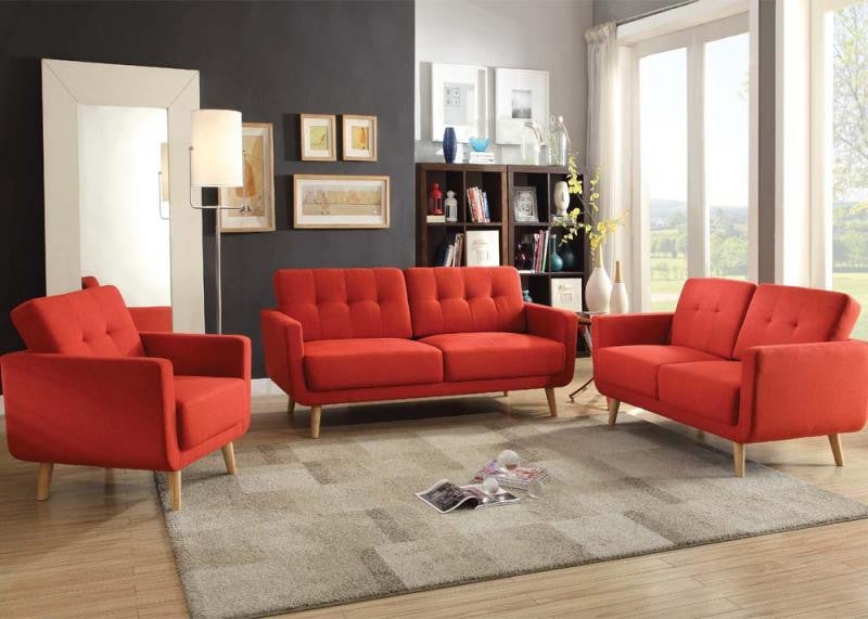 Sisilla 3-pc Living Room Set