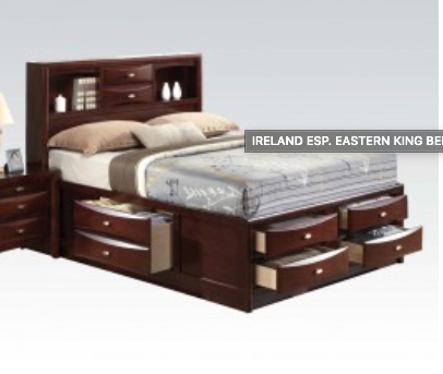 Ireland (with storage)