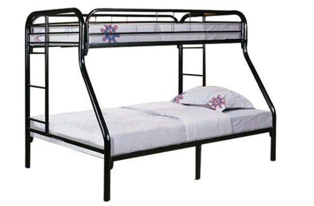 Full Twin Bunk Bed