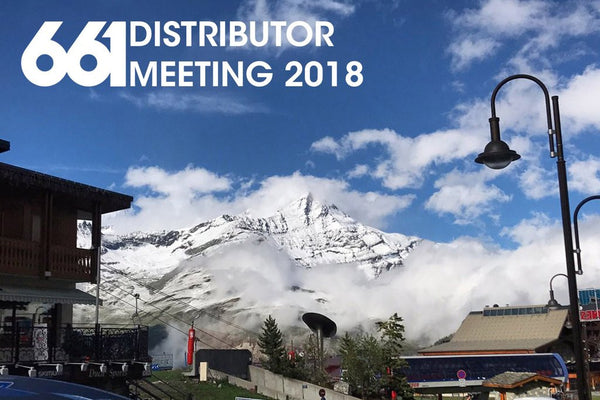 661 DISTRIBUTOR MEETING 2018